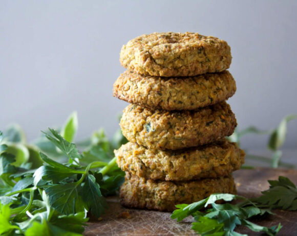 Low FODMAP Falafel