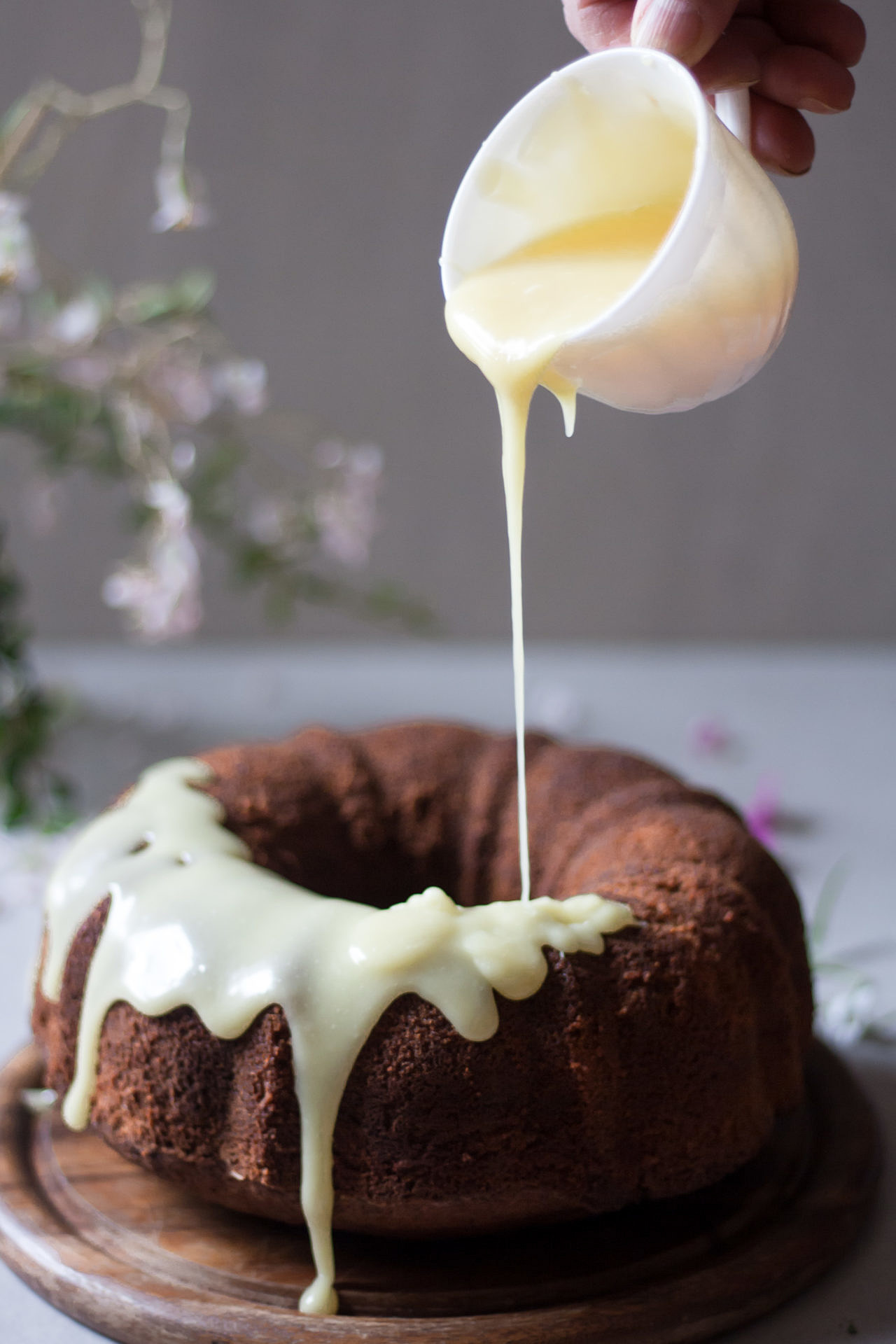 Low FODMAP Gluten-Free Marble Bundt Cake. This cake is flavorful, moist and perfectly sweetened. Every bite melts in the mouth.