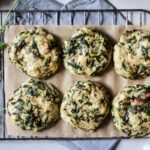 Spinach & Rice Patties