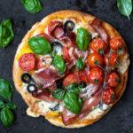 Gluten-free, Yeast Free Pizza Crust