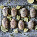 Lemon Poppyseed French Madeleines