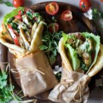 Gluten-Free Chicken Gyro (Low FODMAP)