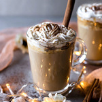 Low FODMAP Pumpkin Spice Latte