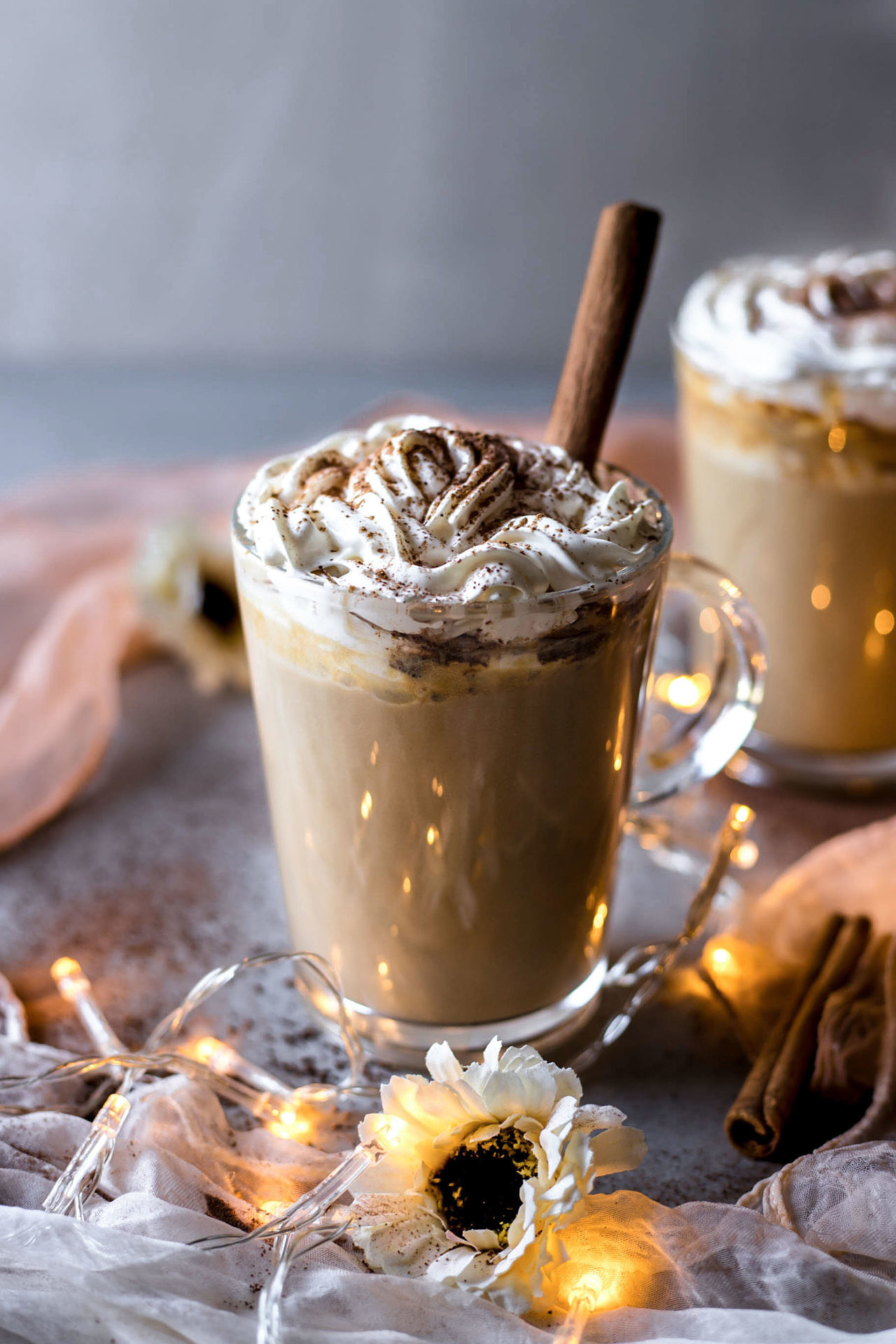 This Low FODMAP Pumpkin Spice Latte is pumpkin infused, naturally sweetened, perfectly spiced, customizable and so delicious.