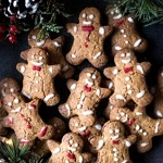 Low FODMAP Gingerbread Men Cookies