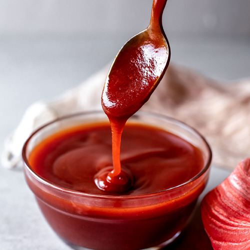 This Low FODMAP BBQ Sauce is rich, flavorful, savory, smoky, perfectly sweetened, and absolutely yummy.