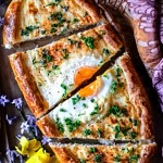Gluten Free Khachapuri (Georgian Cheese Bread)