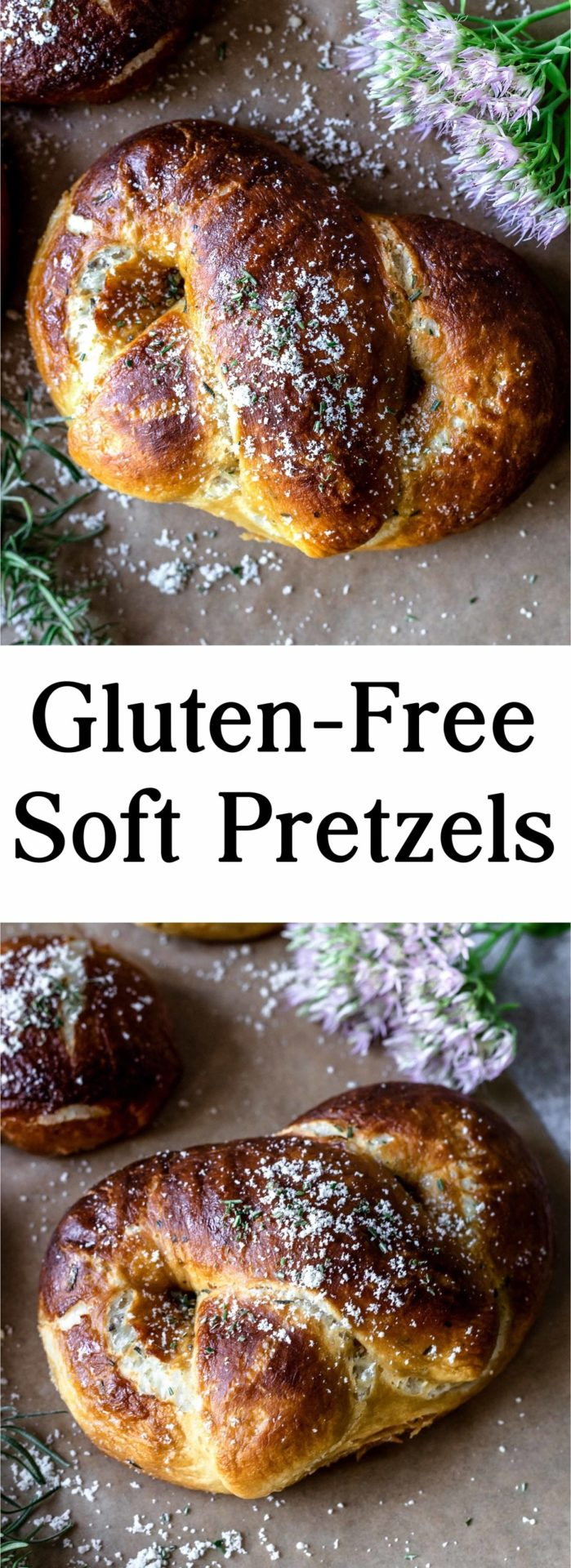 These Gluten-Free Soft Pretzels are chewy, pillowy soft, flavorful, super delicious plus low FODMAP, and easy to digest.